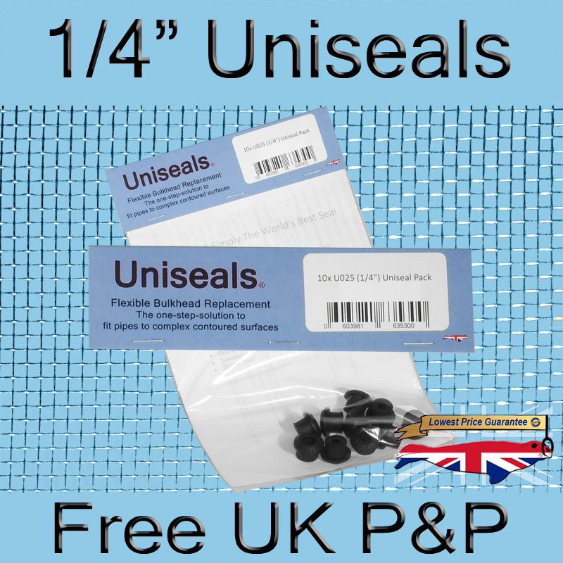 Magnify 1/4 inch Uniseal photo U025_UK_Uniseal_10_PackTop.jpg