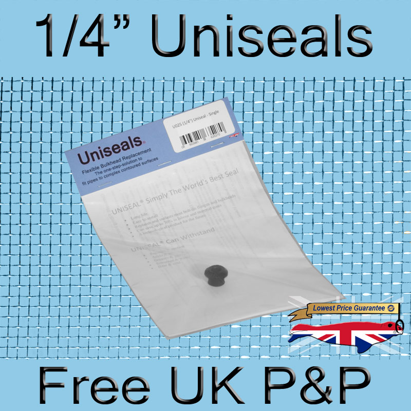 Magnify 1/4 inch Uniseal photo U025_UK_Uniseal_Single.jpg