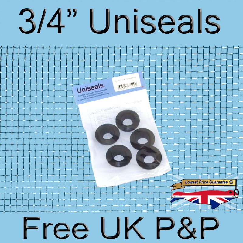 Magnify 3/4 inch Uniseal photo U075_UK_Uniseal_5_Pack.jpg
