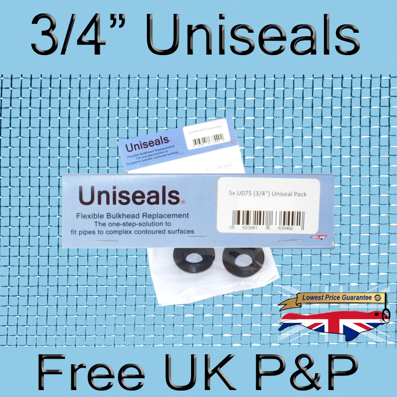 Magnify 3/4 inch Uniseal photo U075_UK_Uniseal_5_PackTop.jpg