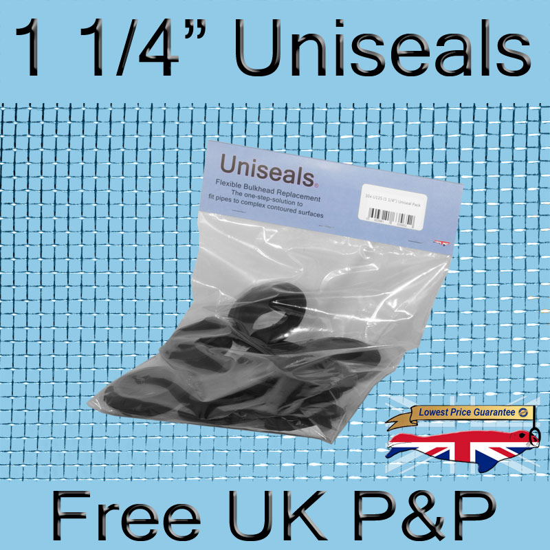 Magnify 1 1/4 inch Uniseal photo U125_UK_Uniseal_10_Pack.jpg