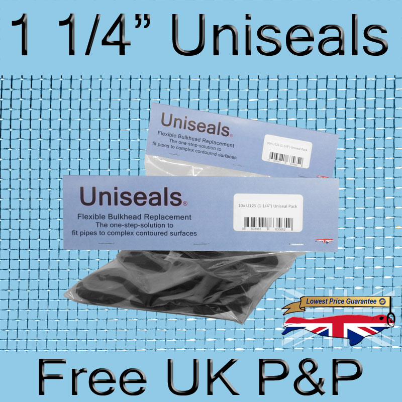 Magnify 1 1/4 inch Uniseal photo U125_UK_Uniseal_10_PackTop.jpg
