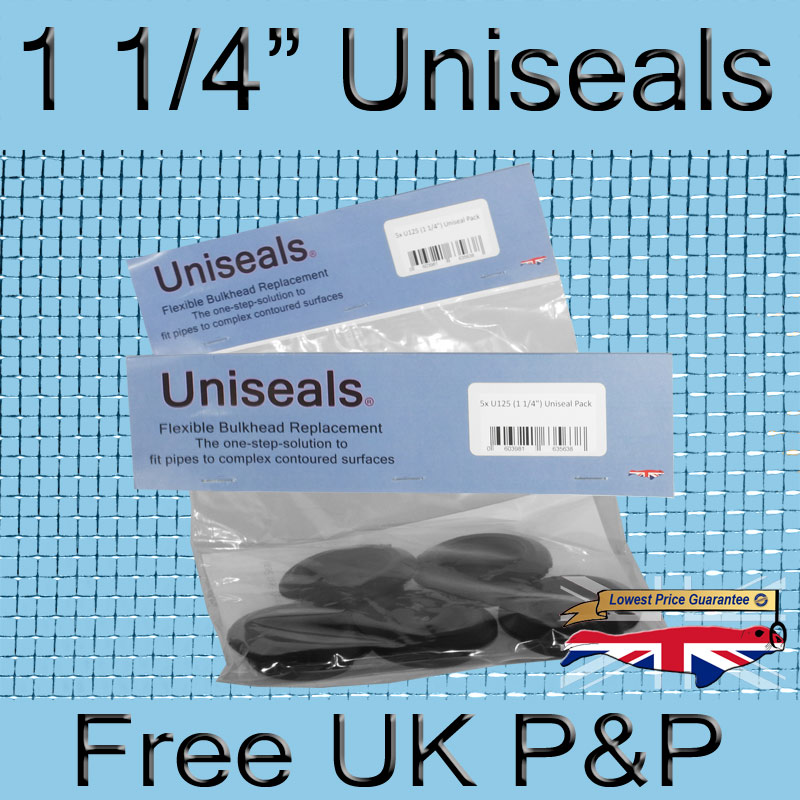 Magnify 1 1/4 inch Uniseal photo U125_UK_Uniseal_5_PackTop.jpg