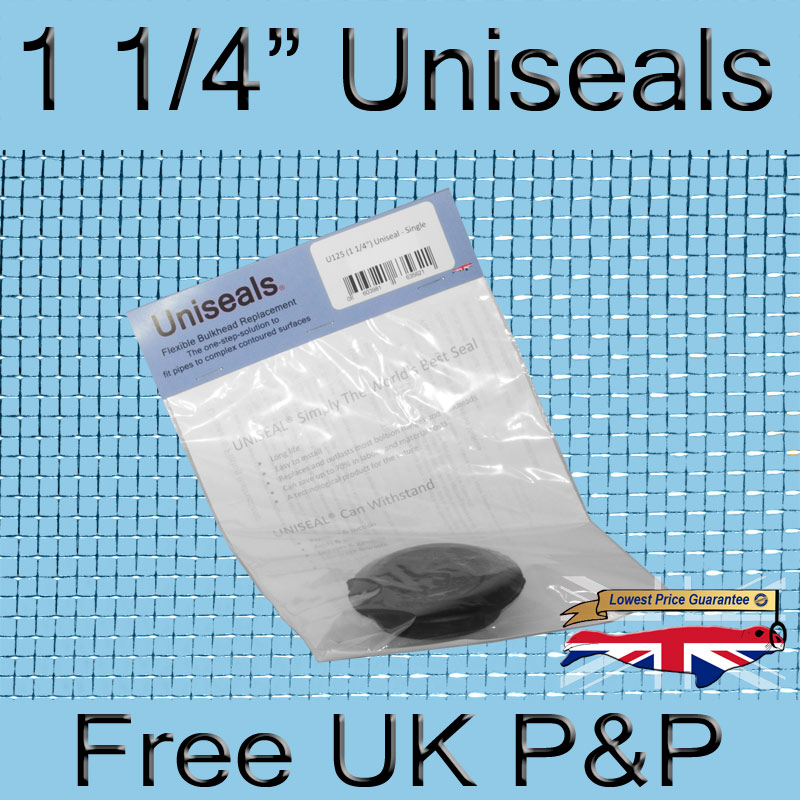 Magnify 1 1/4 inch Uniseal photo U125_UK_Uniseal_Single.jpg