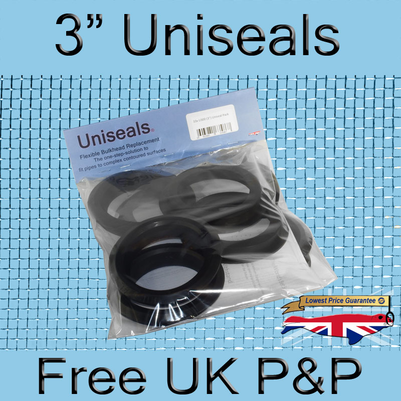 Magnify 3 inch Uniseal photo U300_UK_Uniseal_10_Pack.jpg
